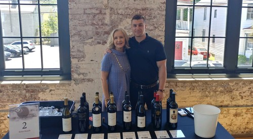 The Country Vintner's annual trade show