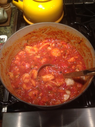 Lazy Man's Cioppino